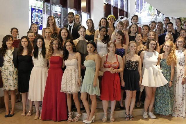 44 Abiturienten am SG
