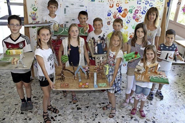 Die Schüler wollen toben und turnen