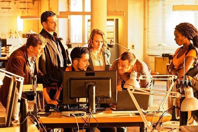 Fernsehkommissare ermitteln in Lahr