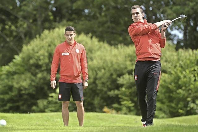 Fußballer sind Europameister im Zeit totschlagen