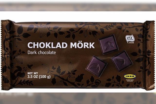 Allergiegefahr – Ikea ruft dunkle Schokolade zurück