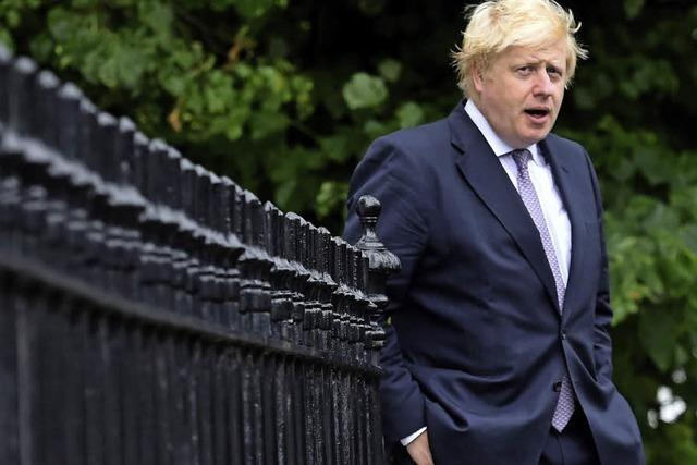 Die britischen Tories suchen händeringend nach einem Nachfolger für Premier Cameron