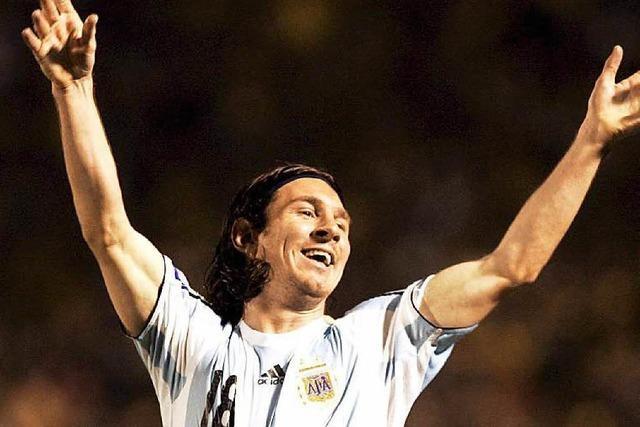 Messi will nicht mehr für Argentinien spielen