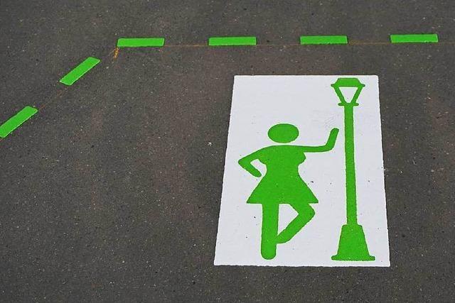 Basel will Straßenstrich mit Piktogrammen eindämmen