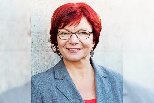 Gabi Rolland leitet den Umweltausschuss des Landtags