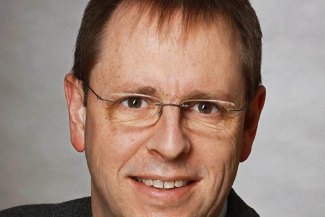 Guido Echterbruch ist neuer Geschäftsführer der Städtischen Wohnungsbau Lahr