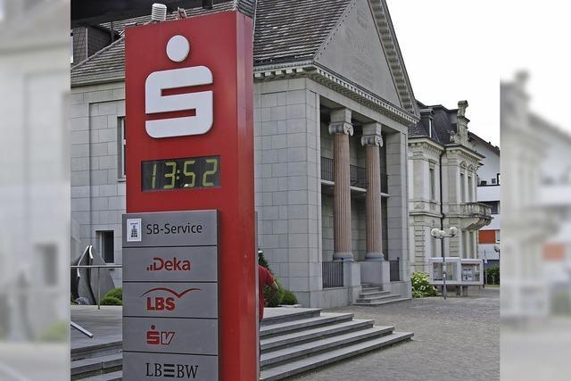 Trotz Turbulenzen schloss die Sparkasse Markgräflerland mit ausgezeichneten Zahlen ab
