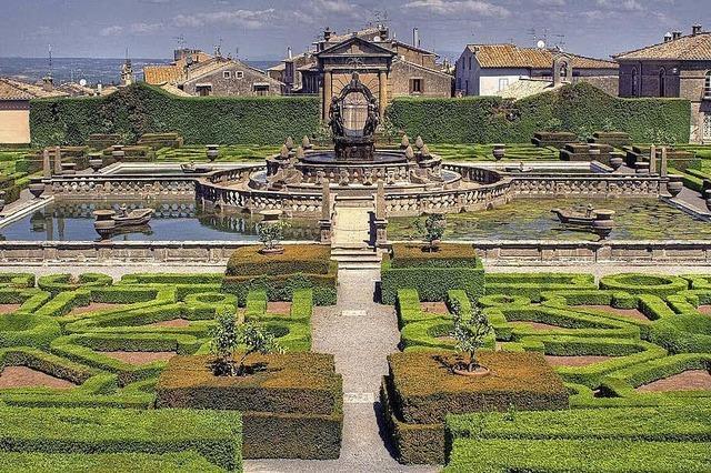 Maria Cristina Tangorra stellt die Gärten der italienischen Renaissance vor