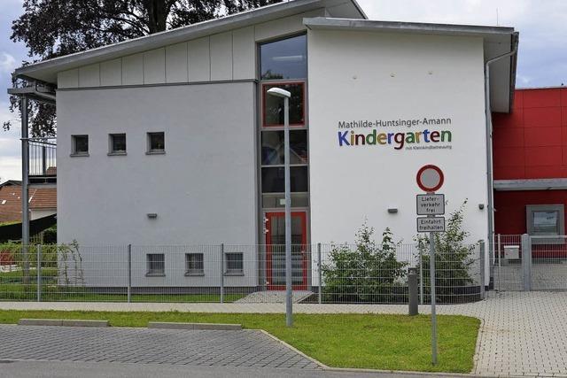 Moderate Erhöhung der Elternbeiträge in Kindergärten