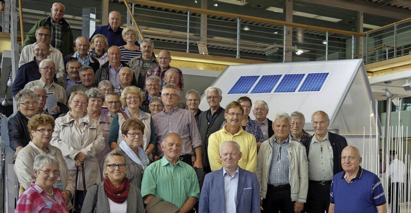 <BZ-FotoAnlauf>CDU-Senioren:</BZ-FotoA...t wurde das Mercedes-Werk besichtigt.     Foto: Privat