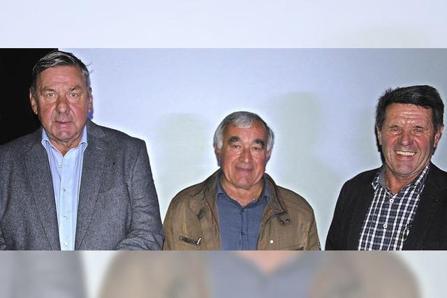 Treue FDP-Mitglieder ausgezeichnet