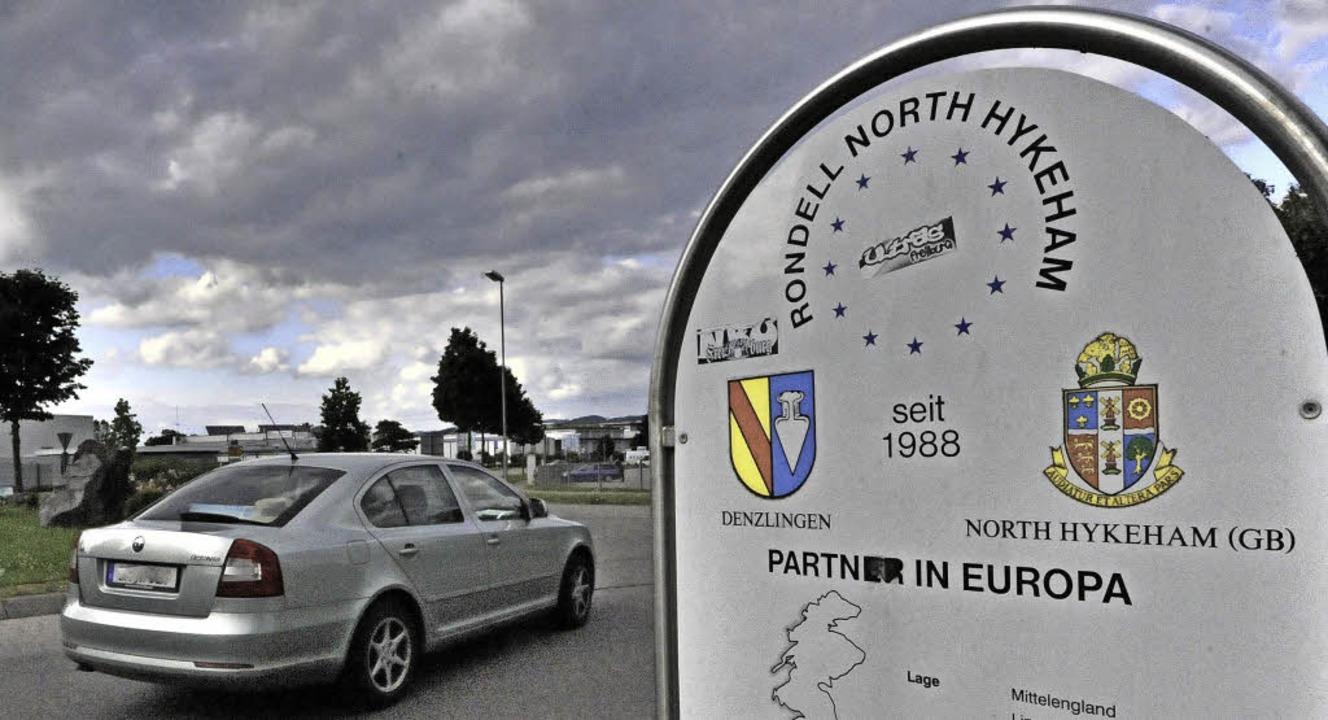 Ziehen aufgrund des Votums für den Aus...chen North Hykeham und Denzlingen auf?    Foto: Markus Zimmermann