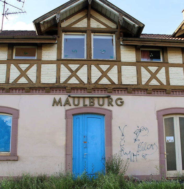 Der Bauantrag für vier Mietwohnungen i...Bauherrin ist die Gemeindeverwaltung.   | Foto: anja bertsch