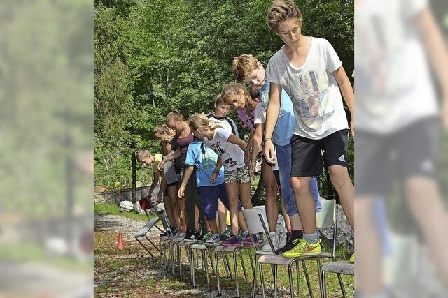 Die Katholische junge Gemeinde bietet viele Freizeitmöglichkeiten