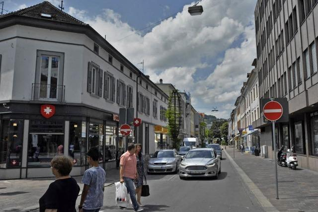 SPD: Grabenstraße soll Fußgängerzone werden