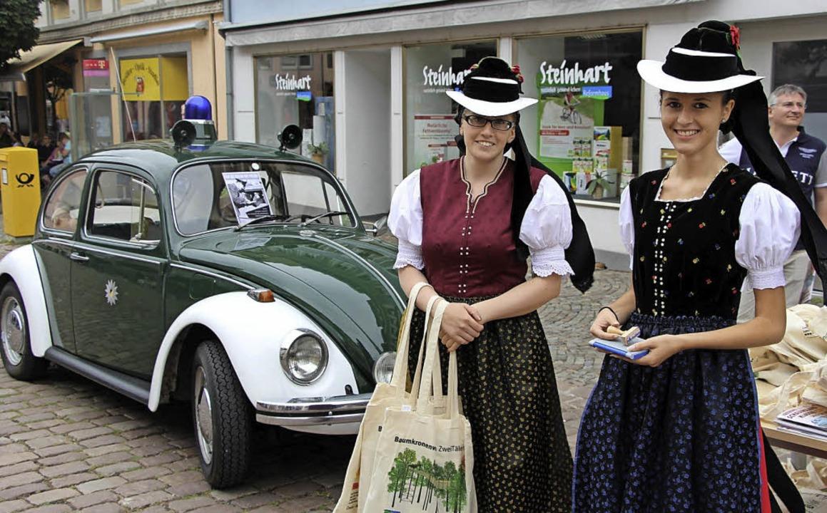 Die ADAC Deutschland Klassik macht in Waldkirch Station.     Foto: ZVG