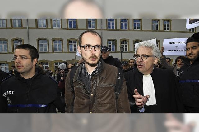 Whistleblower Deltour droht eine Haftstrafe im Luxleaks-Prozess