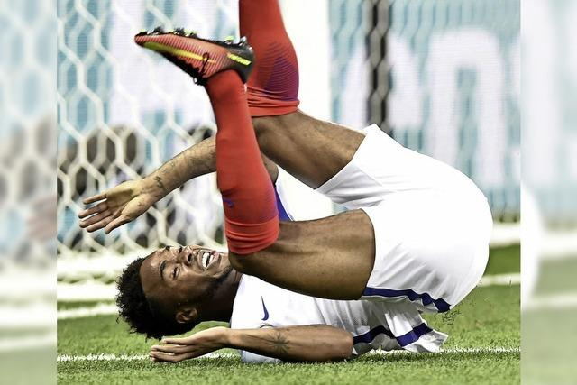 Warum enttäuscht das englische Nationalteam regelmäßig?