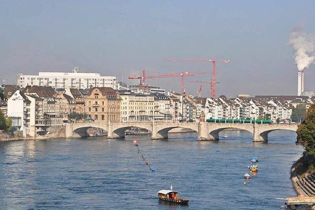 Basel: Wohnraum für 2000 Leute sowie 2700 Jobs geplant