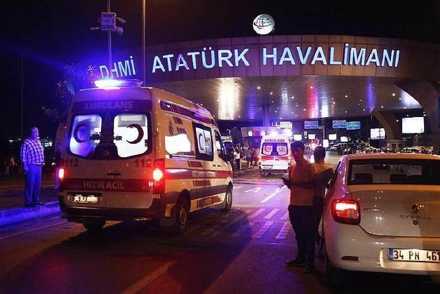 Angriff auf Atatürk-Airport - die blutige Terrorbilanz der Türkei