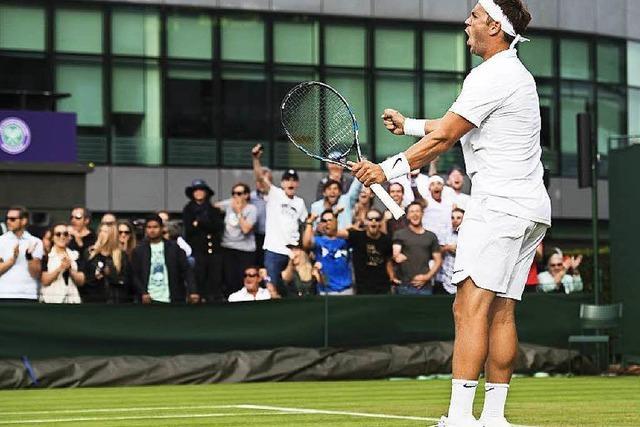 Willis: Überraschender Herausforderer von Federer