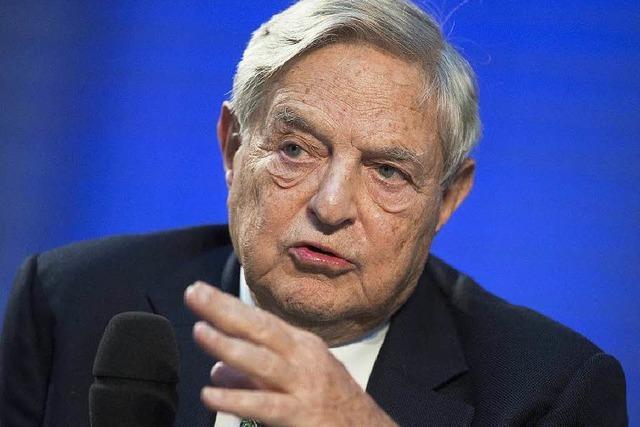 Soros wettet auf Absturz der Deutsche-Bank-Aktie
