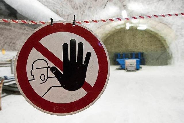 Atommüll: Kommission empfiehlt Endlager-Standorte