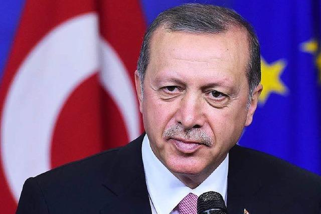 Kommentar: Erdogan gibt sich wieder versöhnlich