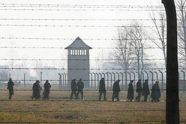 Warum der Pädagoge Ekkehard Geiger mit PH-Studierenden nach Auschwitz fährt