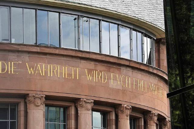 Studierende der Uni Freiburg wählen ihre vier Vertreter im Senat