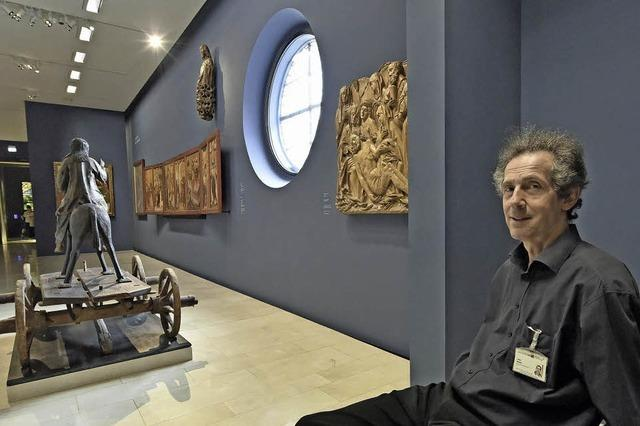 Was eine Museumsaufsicht im Augustinermuseum erlebt