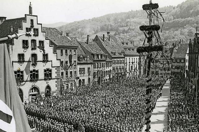 Wie war Freiburg in der NS-Zeit?