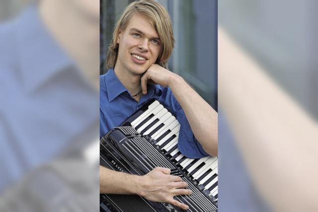 Akkordeonverein Wehr veranstaltet Konzert mit Matthias Matzke und Stas Venglevski