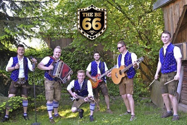 The Be 66 in Endingen