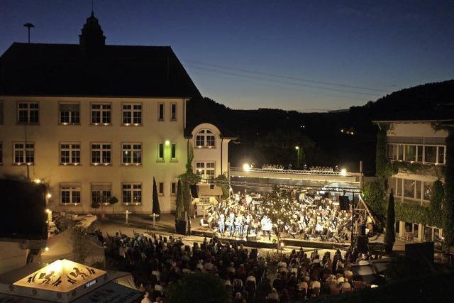 Italienische Nacht des Musikvereins Prechtal