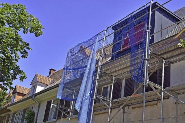 In der Jahnstraße gibt's Kritik an einer großen Dachgaube
