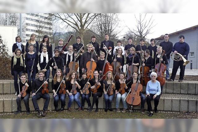 Die Moldau festliches Konzert in Müllheim