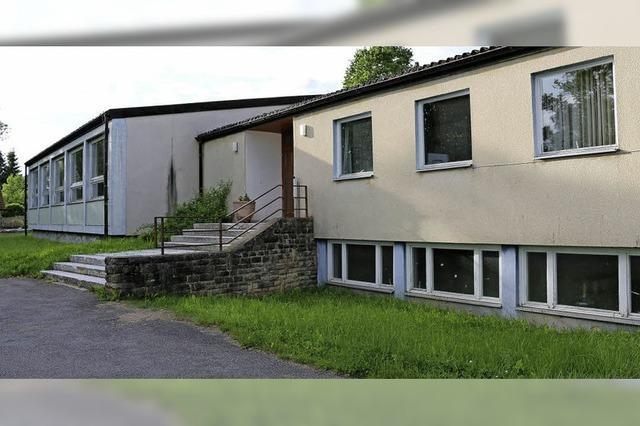 Entscheidung über das Dorfgemeinschaftshaus