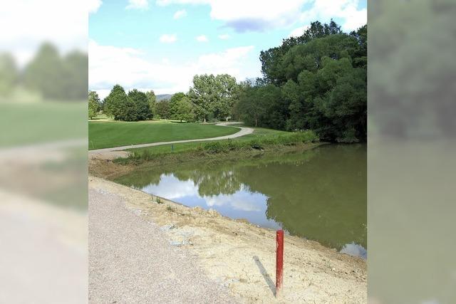 Golfclub reagiert auf Klimawandel