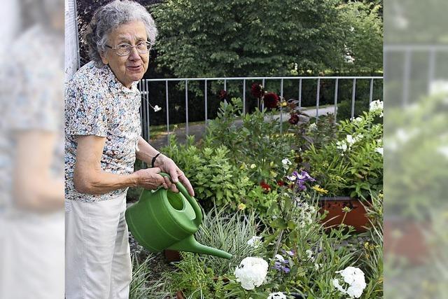 Gärtnern als eine alte Leidenschaft