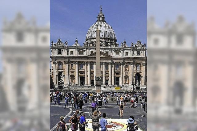 Pilgerfahrt nach Rom