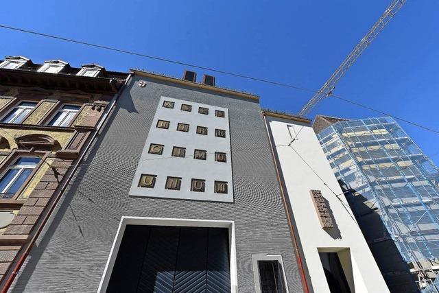 Am Sonntag wird das neue Gebäude des Augustinermuseums vorgestellt