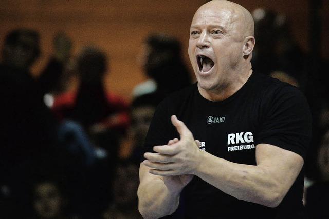 Die RKG sucht neuen Trainer