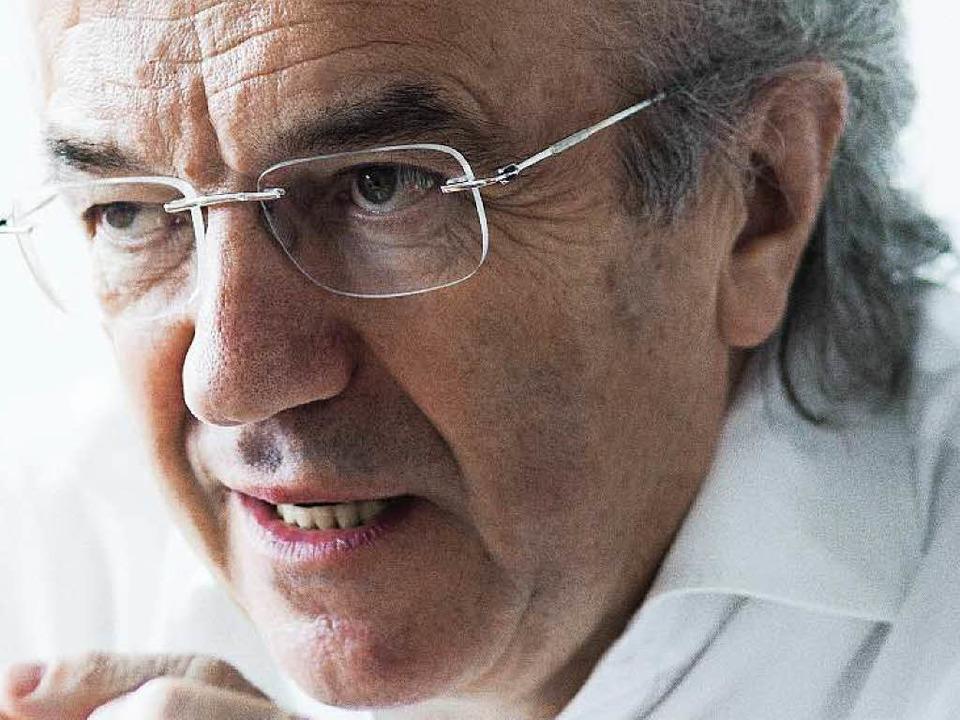 Werner Sobek  | Foto: TillMANN FRANZEN