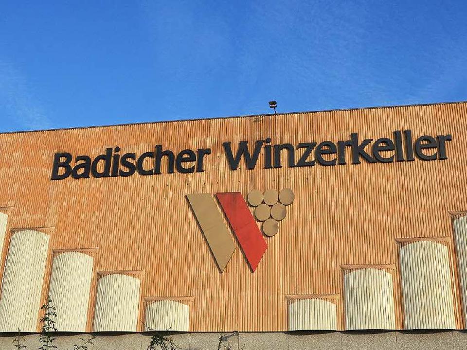 Der Badische Winzerkeller hat sein Pot...t, sagen die Mitglieder des Vorstands.  | Foto: Gerold Zink