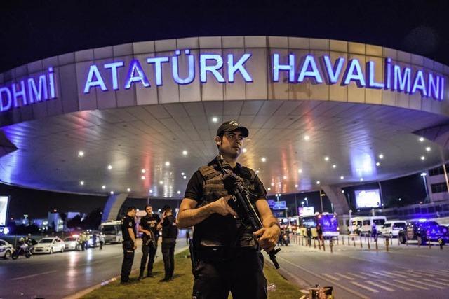 Türkei unter Terrorschock