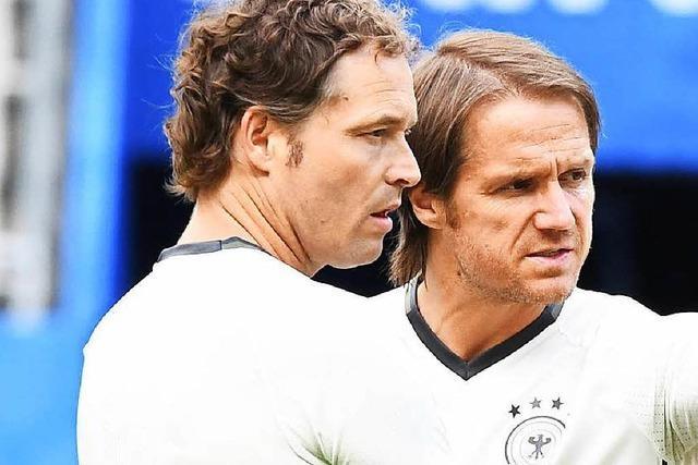Was machen eigentlich Löws Co-Trainer, Marcus Sorg und Thomas Schneider, bei der EM?