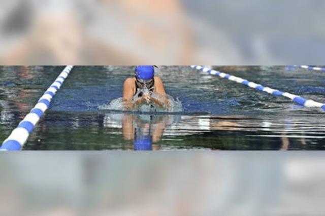 40. Schwimmfest des SSV Lahr im Terrassenbad