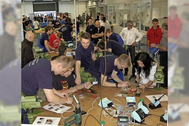 Zur Berufsfindung für Jugendliche, Eltern und Lehrer in Donaueschingen-Allmendshofen