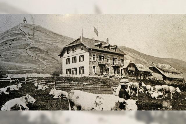 Das Belchenhaus feiert 150-jähriges Bestehen